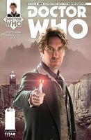 Doctor Who The Eighth Doctor #2 (of 5) (Cover B)
